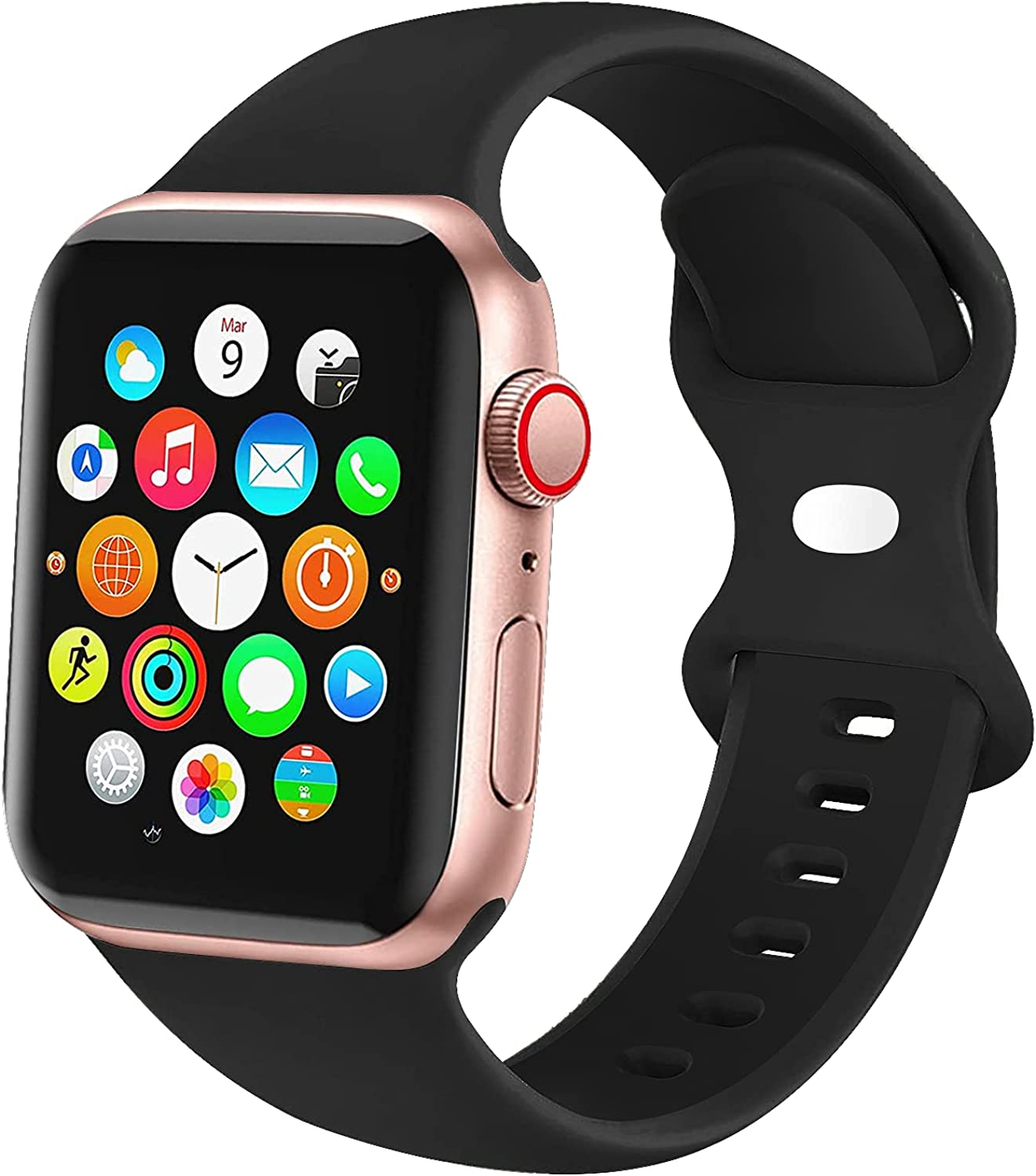 Top 10 Apple Watch 42 Mm Band Black
