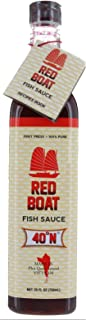 The Red Boat Premium Fish Sauce Extra Large Size 750ml/25 fl oz