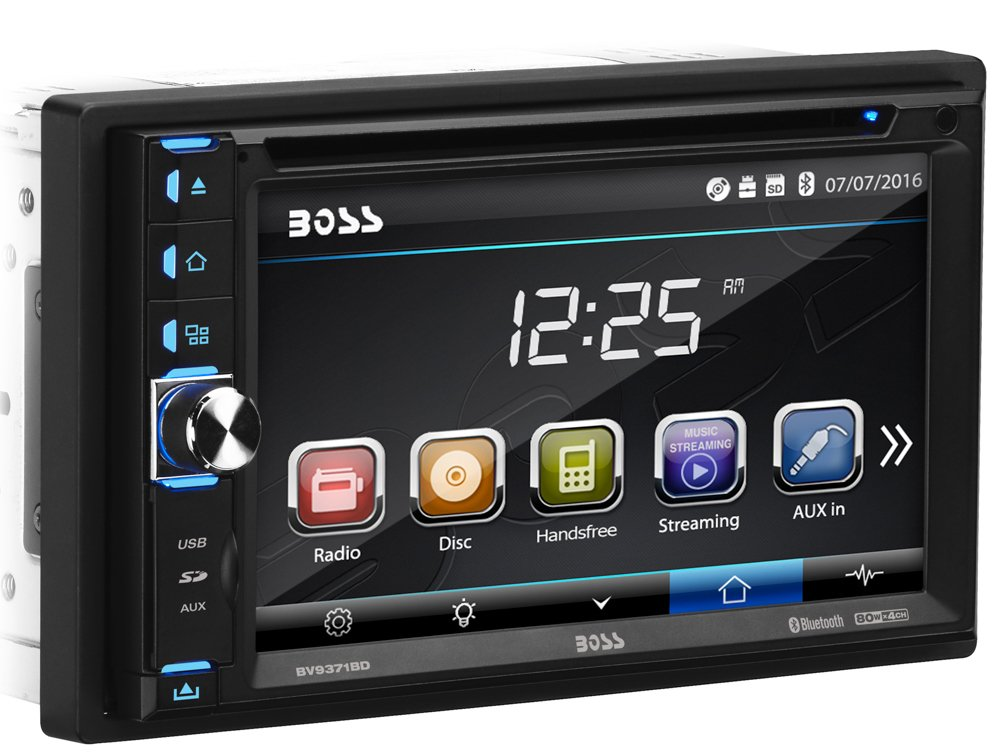 Boss Audio Systems BV9371BD Player