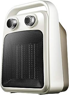 Moolo Mini Calentador de Ventilador eléctrico, 3-Gear Ajustable 3 Segundos PTC Calefacción Calefacción Home Office Radiador portátil Handly (220V, 2000W)