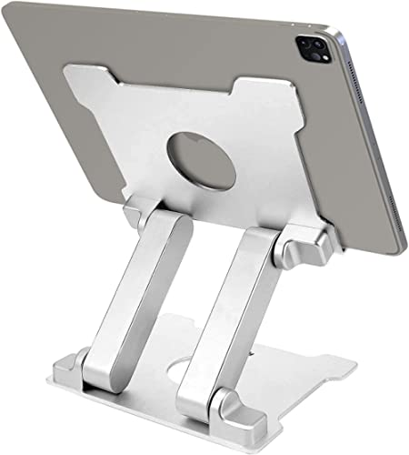 Tablet Stand Holder, Kabcon Multi-Angle Adjustable Aluminum Tablets Holder for Microsoft Surface Pro Pro1 Pro2 Pro3 P...