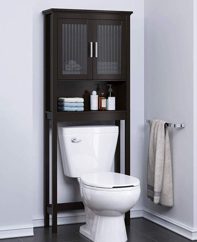 Over toilet storage amazon
