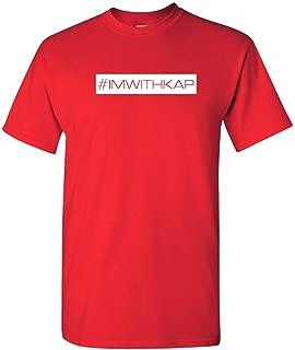 i m with kap t shirt
