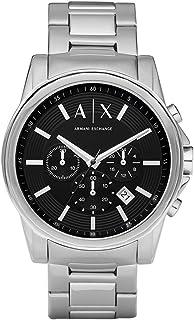 AX Armani Exchange Men's Chronograph Dress Watch