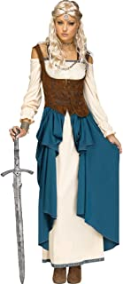 Women's Viking Queencostume