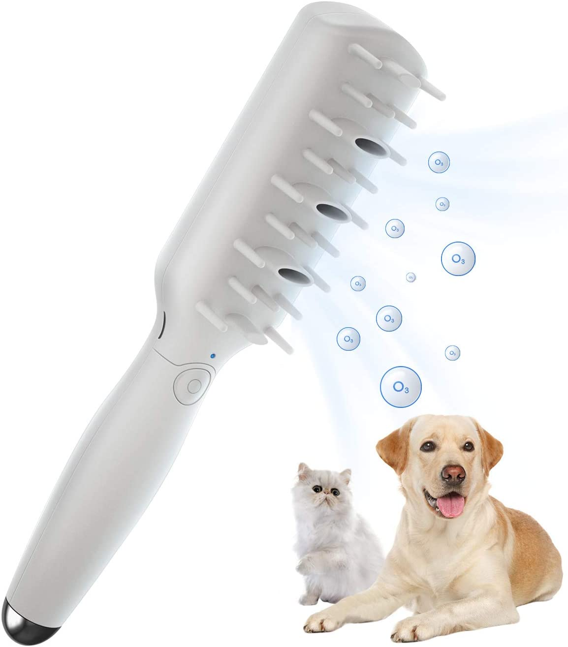 Dog Raleigh Mall Cat Pet Comb for Gifts Removing G Tangles Matted Fur Knots