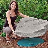 Dekorra 108-RB Rock Enclosure Model , Riverbed