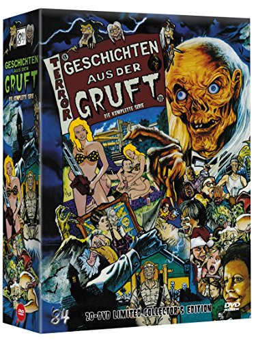Geschichten aus der Gruft - Die komplette Serie (Limited Collector's Edition) (20 DVDs)