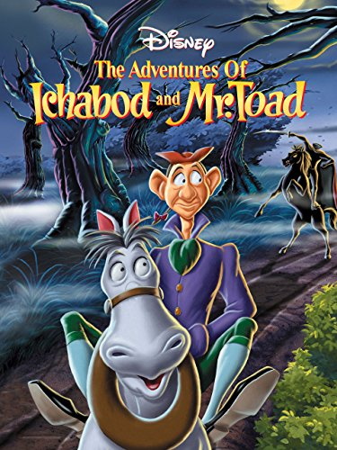 The Adventures of Ichabod And Mr Toad, Disney's Legend of Sleepy Hollow