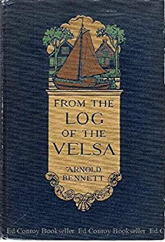 Hardcover From the log of the Velsa, Book
