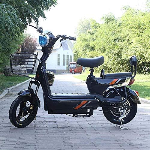 Woodtree Asiento Scooter eléctrico eléctrico de batería de Coche eléctrico de Dos...