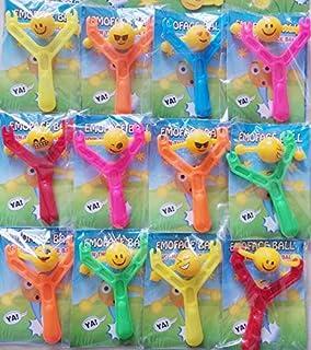 Royare Lovely Smile Plastic Sticky Catapult Slingshot