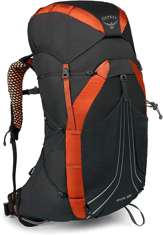 Osprey Exos 58 Hiking Backpack