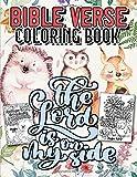 Bible Verse Coloring Book: A Fun Christian...