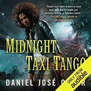 Midnight Taxi Tango audiobook cover art
