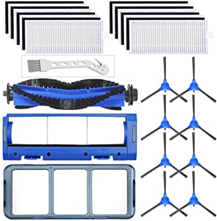 Replacement Parts Kit for Eufy RoboVac 11S, RoboVac 30, RoboVac 30C, RoboVac 15C, RoboVac 12, RoboVac 35C, Robotic Accesso...