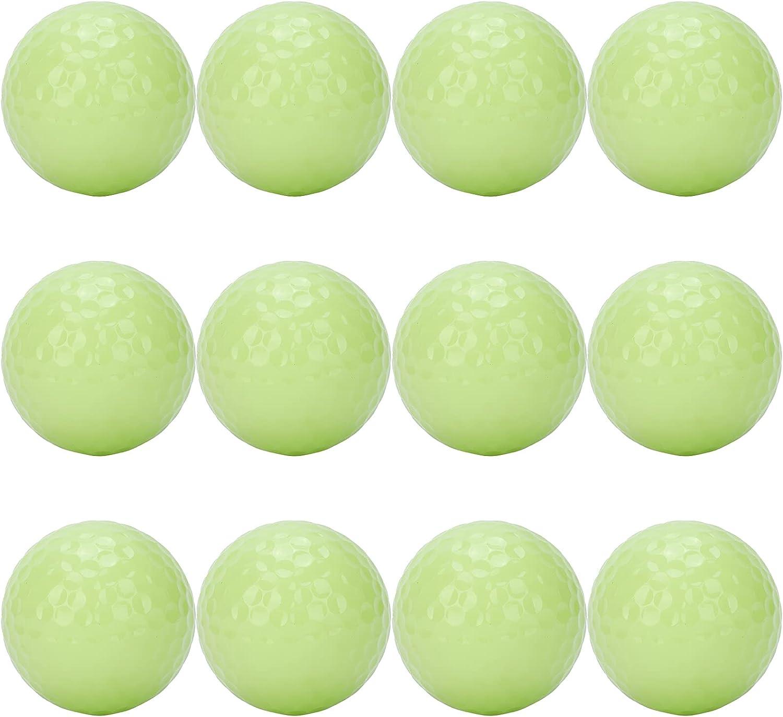 Popular popular 01 Glow Golf Balls Luminous Night High quality Ball Floating