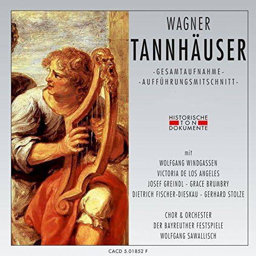 Chor der Bayreuther Festspiele, Orchester der Bayreuther Festspiele & Wolfgang Sawallisch