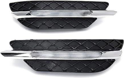1 par Blanca LED de conducción Diurna reemplazo luz de Niebla de la lámpara DRL para