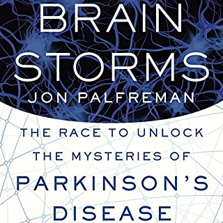 Brain Storms audiobook cover art