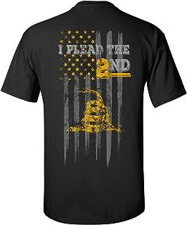 Trenz Shirt Company I Plead The 2nd Unisex Short Sleeve
