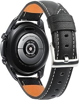 WWXFCA 20mm 22mm mode lederen horlogeband band voor Garmin Venu Sq voor vivoactieve 3 muziekvervanging polsriem elegante b...
