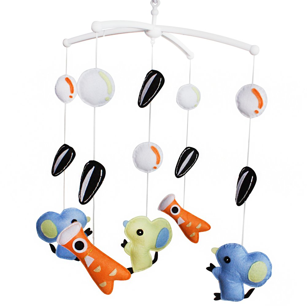 Educational Toys 5 ☆ Challenge the lowest price of Japan ☆ very popular Nursery Decor Design Baby Crib Hand-Stitched De