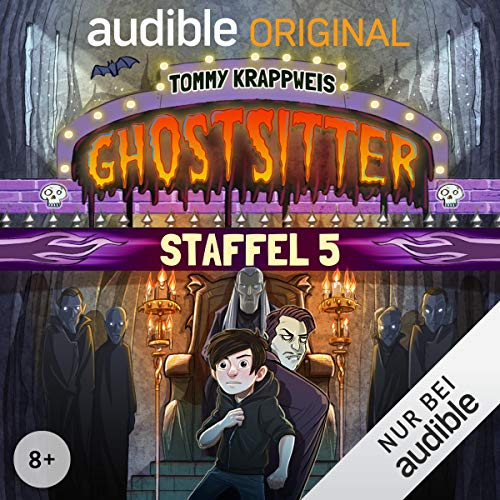 Ghostsitter: Die komplette 5. Staffel Titelbild