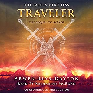 Traveler                   By:                                                                                                                                 Arwen Elys Dayton                               Narrated by:                                                                                                                                 Katharine McEwen                      Length: 12 hrs and 46 mins     37 ratings     Overall 4.2