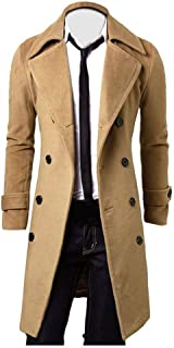 ec9d02bc08 Amazon.it: trench uomo lungo