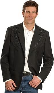 Shirts Men's Floral Embroidered Jacket
