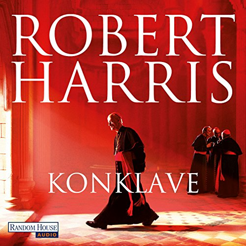 Konklave audiobook cover art