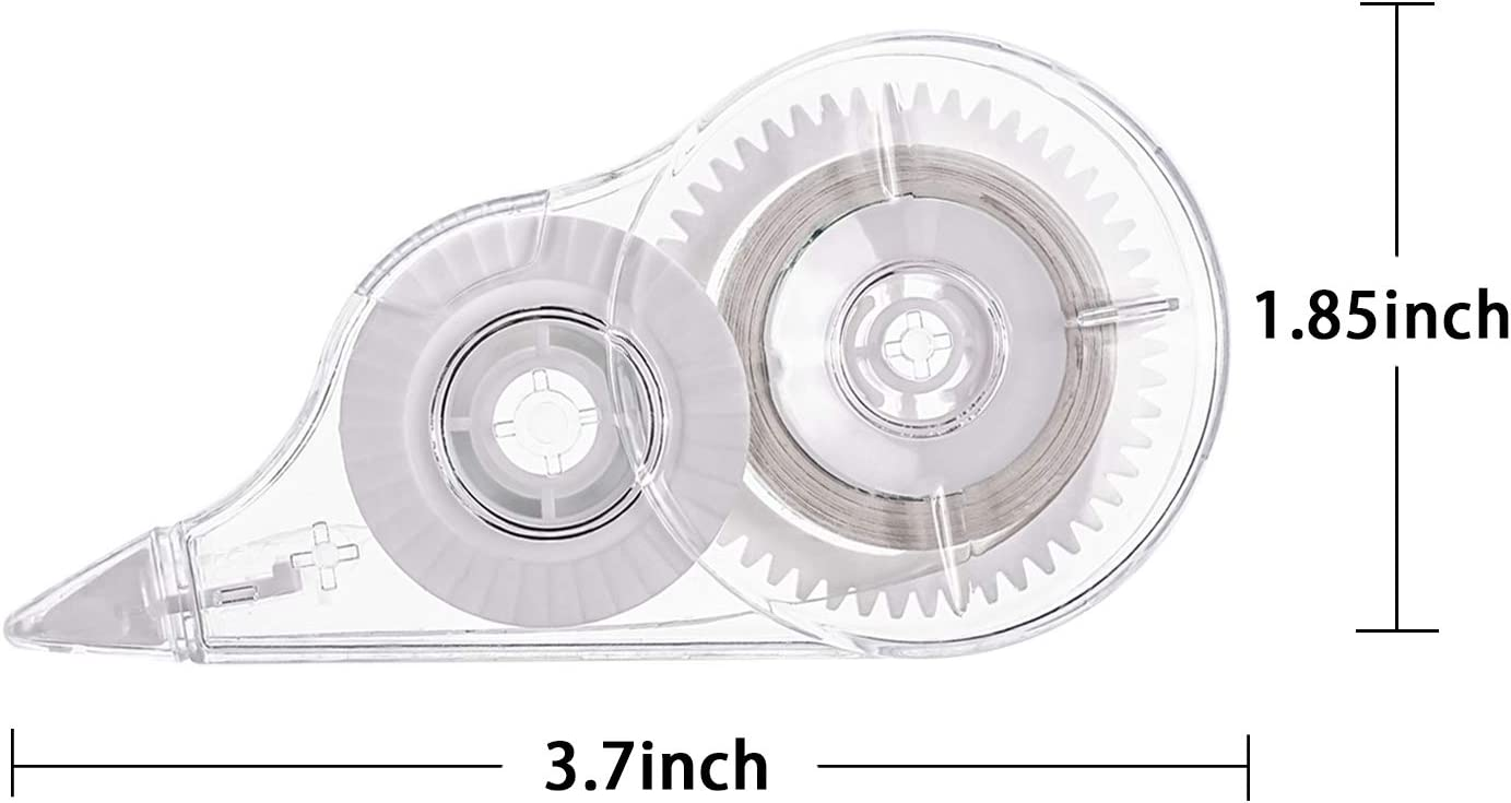WeLiu Correction Tape, 12-Pack : Office Products