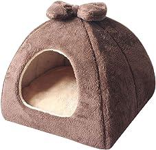 Pet Waterloo Pet Bed Small and Medium Pet Sleeping Bag Pet Mat Dog Mat Cat House Dog Nest Pet Supplies 3 Colors (Color : B...