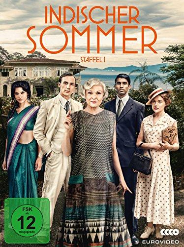 Indischer Sommer – Staffel 1 im Digipack mit Schuber (4 DVDs)