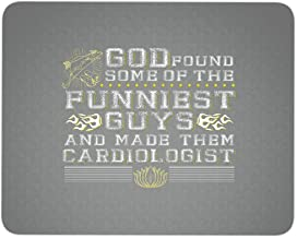 I'm A Cardiologist Mouse Pad, The Funniest Guy great gift idea Mousepad