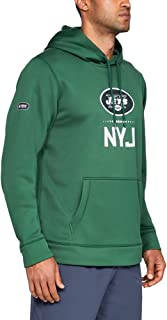 Under Armour NFL Combine Authentic Armour Fleece Lockup LG NFL_New York Jets_Green