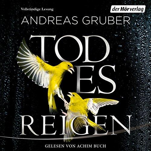 Todesreigen audiobook cover art