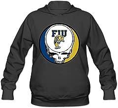 AuSin Women's Florida International University Hooded Sweatshirt Black
