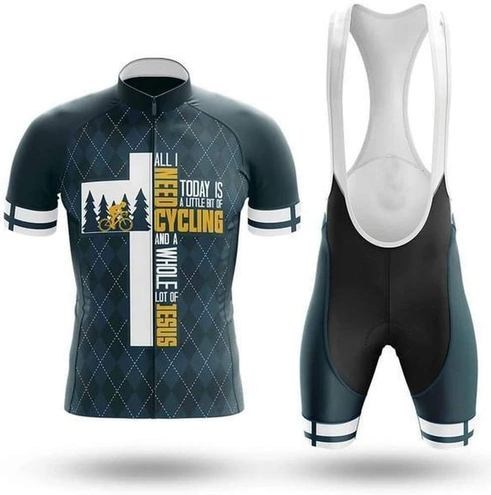 Factory8 Jesus Cycling Men's Max 57% OFF Sho Jersey Genuine Free Shipping Sleeve Short