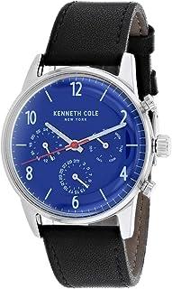 ساعة كينيث كول للرجال KC50953002 كوارتز زرقاء
