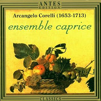 Arcangelo Corelli, Johann Kuhnau