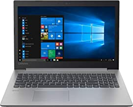 "2019 Flagship Lenove Ideapad 330 15.6"" HD Business Laptop Intel Quad-Core Celeron N4100 2.4GHz 4GB RAM 512GB SSD DVD-RW HDMI USB 802.11ac Bluetooth 4.1 Webcam Dolby Audio Win 10 (Platinum Gray)"