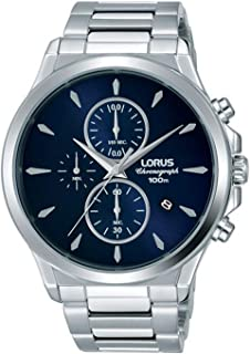 Lorus Watch for Men - Analog Stainless Steel Strap - RM397EX9