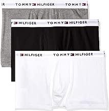Tommy Hilfiger / Calvin Klein 3 Pack Mens Cotton Stretch Boxer Brief Trunks Underwear S M L XL