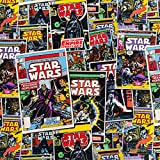 Baumwollstoff Star Wars Comic Book FS598_4 Stoff Design