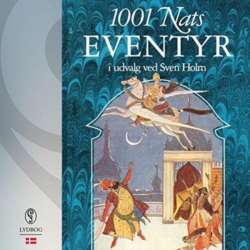 1001 nats eventyr (Danish Edition) audiobook cover art
