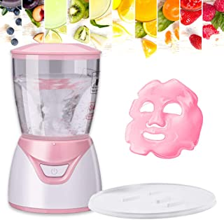 Ms.Dear Super Mini Face Mask Maker Home DIY Fruit Facial Mask Machine with 32 Collagen Pills