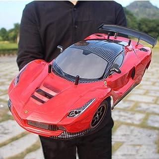 Kikioo Professional RC Drift Sports Cars 4WD 40Km/H High Speed Racing Car 2.4GHz Radio Remote Control Car Monster Crawlers...