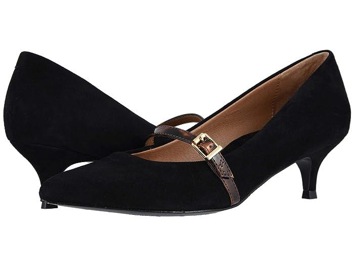VIONIC  Minnie Tortoise (Black) Womens Shoes